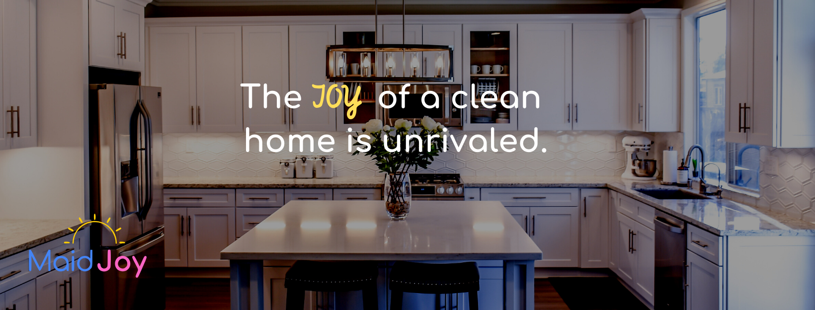 MaidJoy Falls Church Condo and Apartment Cleaning Service.